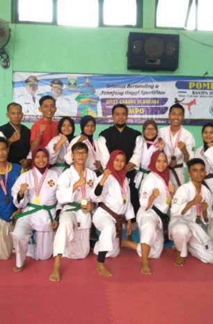 Ikabe Untirta, Borong Penghargaan Dalam Ajang POMDA